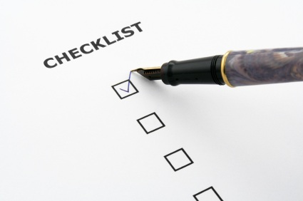 Checklist Puasa Ramadhan