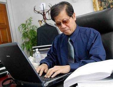 Allahyarham Prof. Datuk Dr. Ismail Salleh