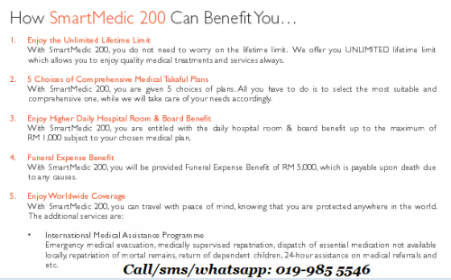 Smartmedic 200 Benefits