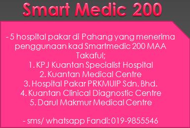 Senarai Hospital Pakar di Pahang