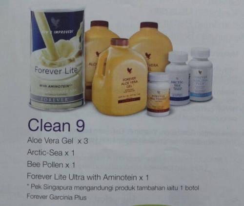 Clean 9