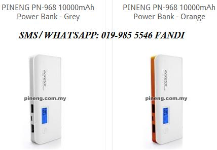 PN-968 White (Grey/Orange) RM80